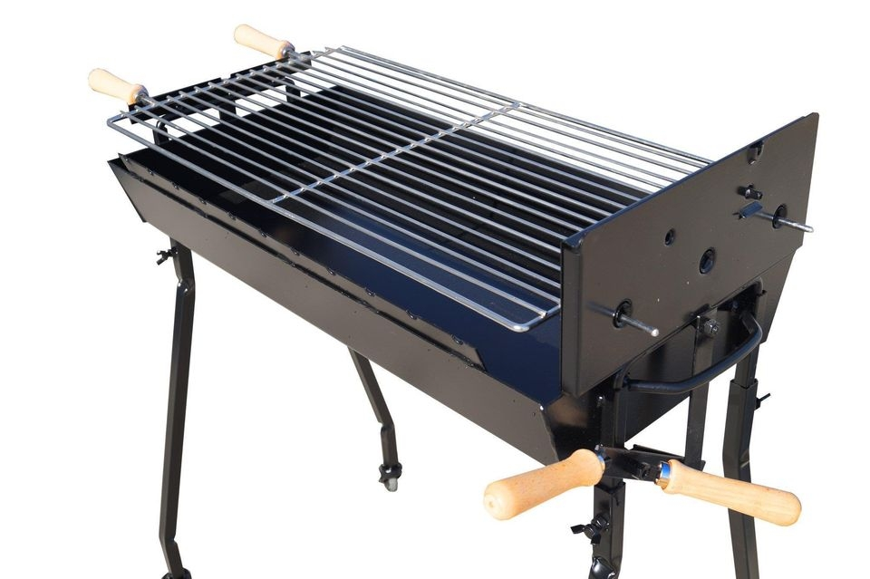 Flat Grill Stainless Steel for Modern BBQ