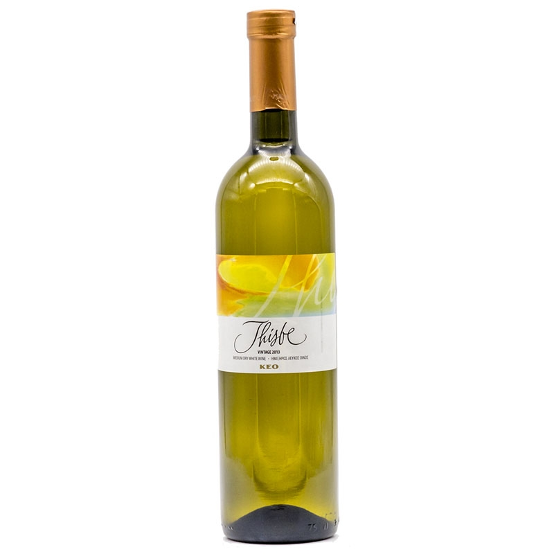 Thisbe Medium Dry White Wine (750mL)