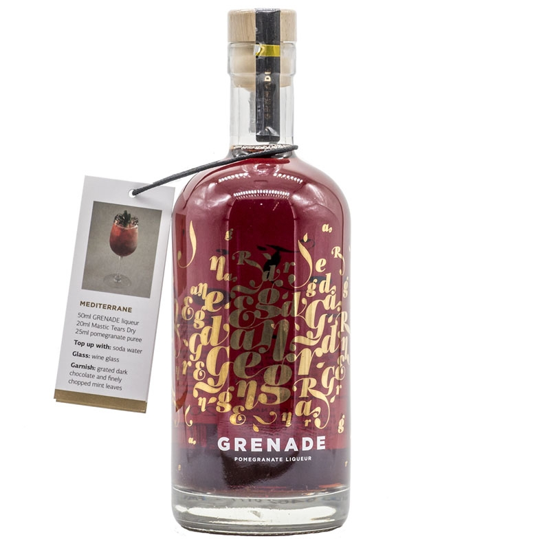Grenade Pomegranate Liqueur (500ml)
