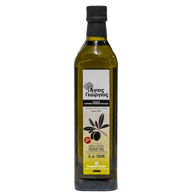 St George Extra Virgin Olive Oil (750ml)