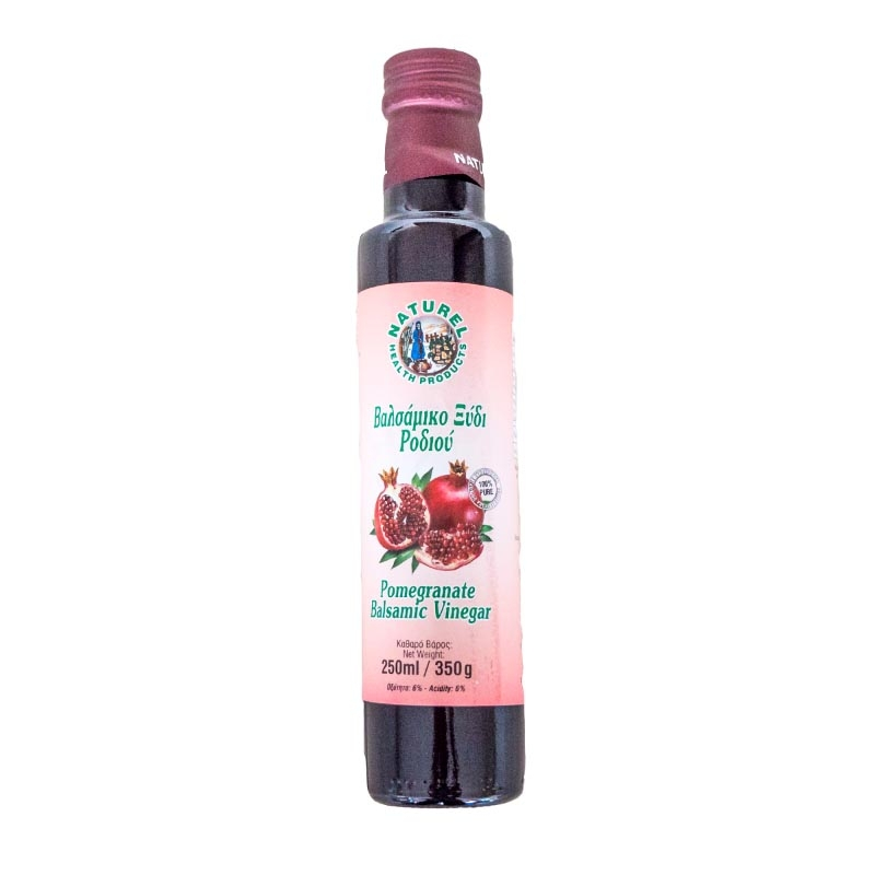Pomegranate Balsamic Vinegar (250mL)