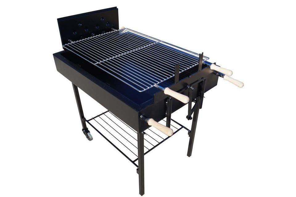 Flat Grill Stainless Steel for X5 BBQ