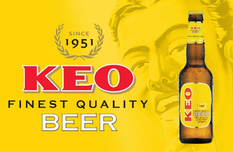 Keo Beer Melbourne